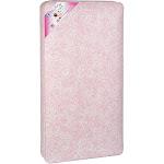 Sealy Ortho Rest Crib Mattress, Pink