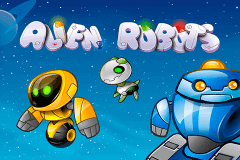 If you're a fan of Pixar's superb animated film, Wall-E, with its mix of aliens and cute robots, you should get a real kick out of NetEnt's slot, Alien Robots - a mix of, erm, aliens and cute robots across 5 reels..With a system accommodating fans of 30 paylines or the ways to win system (Alien Robots uses both) the slot is pretty enough to look at, but sadly lacking is Net Ent's 5/5.