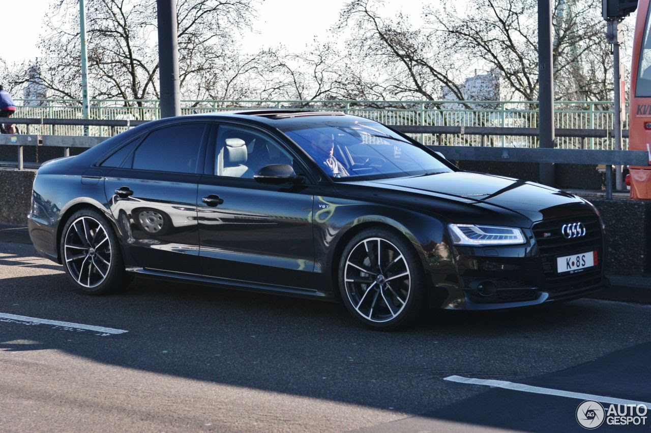 Audi S8 D4 Plus 2016 - 20 March 2016 - Autogespot
