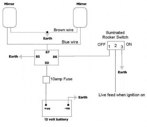 Diagram Silverado Heated Mirror Wiring Diagram Full Version Hd Quality Wiring Diagram Diagrampress Biorygen It