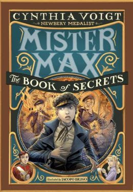 The Book of Secrets (Mister Max Series #2)