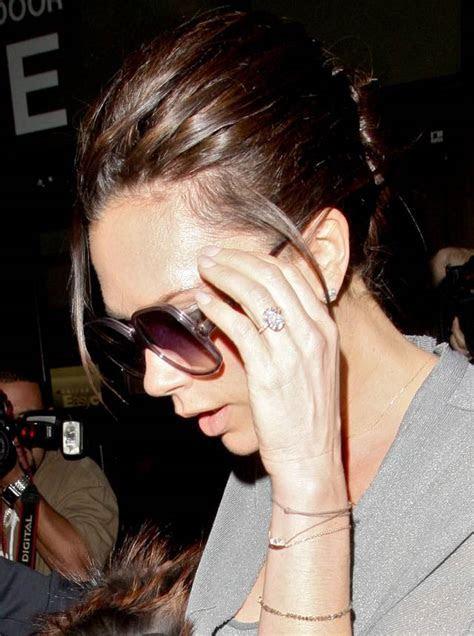 Victoria Beckham's 13 Engagement Rings   Allurez Jewelry Blog