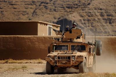 Militares norte-americanos no Afeganistão - Foto Dvidshub/Flickr