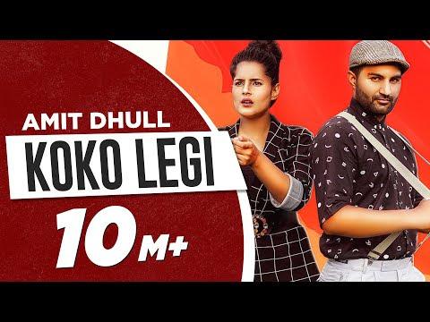KOKO LEGI - AMIT DHULL (OFFICIAL VIDEO) | Latest Haryanvi Song 2020 | Speed Records Haryanvi