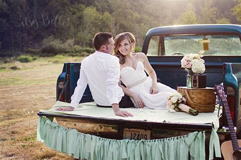 Rustic Wedding Picnic Vow Renewal   Itsy Belle