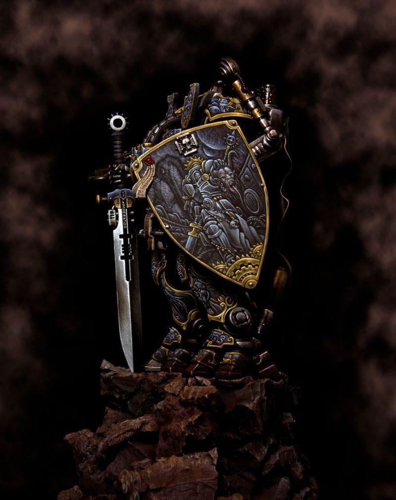 The gothic Dreadknight