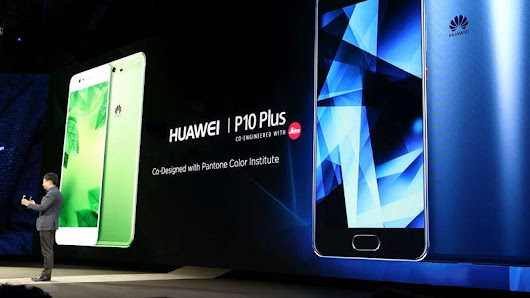 Customers can now Pre-Order Huawei P10 Plus in Pakistan