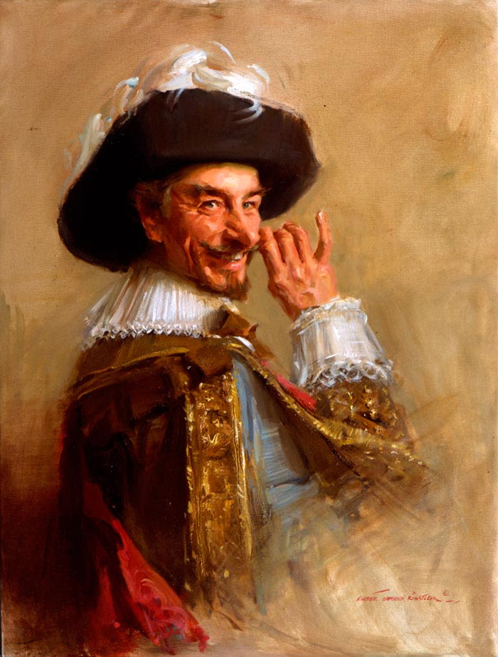 Josè Ferrer as Cyrano