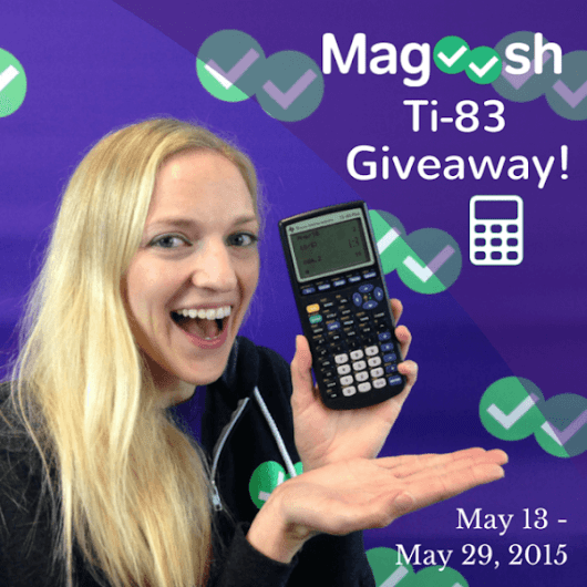 In Celebration of Magoosh ACT: A Ti-83 Plus Giveaway! | Magoosh ACT Blog