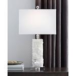 Malise Table Lamp White - Signature Design by Ashley