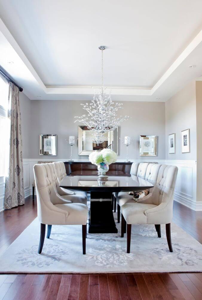 25 Transitional Dining Room Design Ideas - Decoration Love
