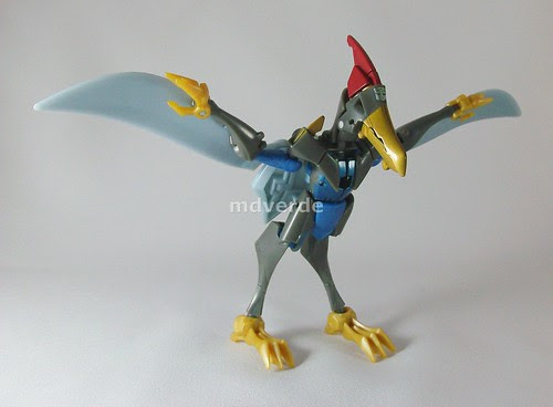 Transformers Swoop Animated Deluxe - modo alterno