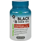 Health Logics Black Seed Oil, Soft Gels - 100 soft gels
