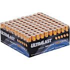 UltraLast Alkaline ULA100AAAB Battery - AAA - Alkaline