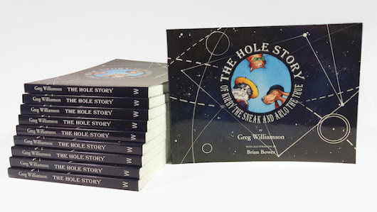 The Hole Story of Kirby the Sneak and Arlo the True, Waywiser Press