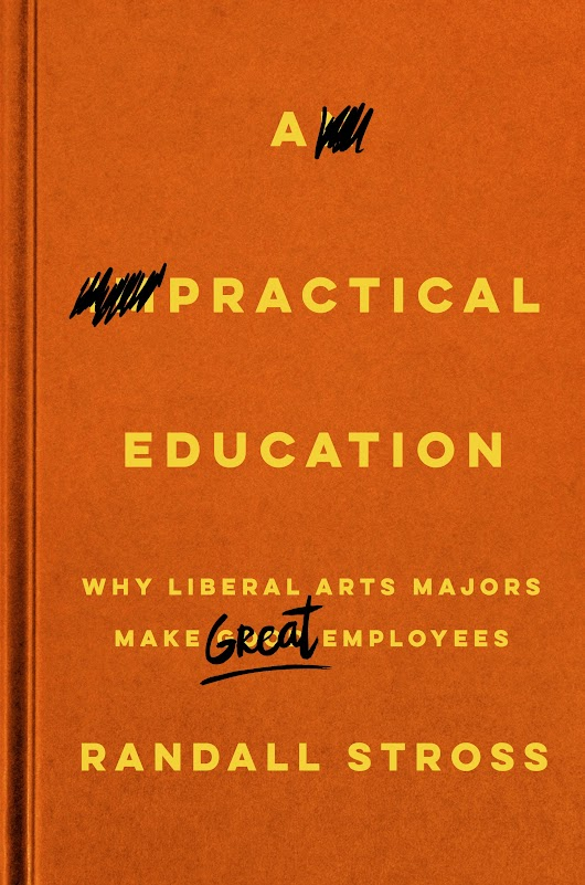 Author discusses his new book on why liberal arts majors make great employees