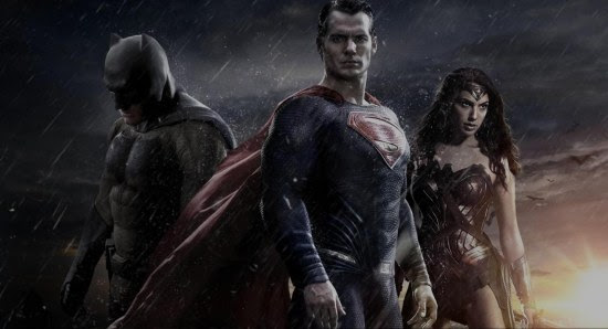 Batman v Superman: Dawn of Justice opens in 2016