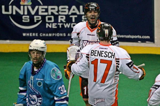 National Lacrosse League returns on Universal Sports Network
