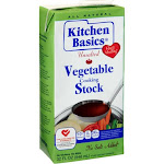 Kitchen Basics All Natural Unsalted Vegetable Stock (3 - 32 oz boxes)