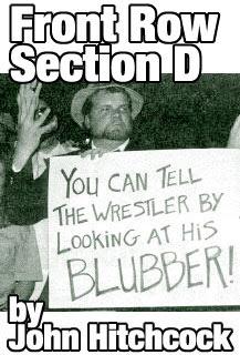 TV wrestling