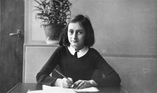 Anne Frank and her family were also denied entry as refugees to the U.S.