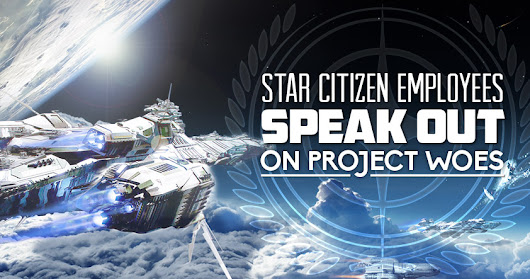 CIG Employees Talk Star Citizen and the State of the Company | Video Games Features | The Escapist