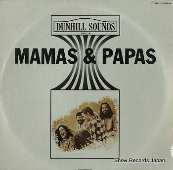 MAMAS & THE PAPAS, THE dunhill sounds vol.2