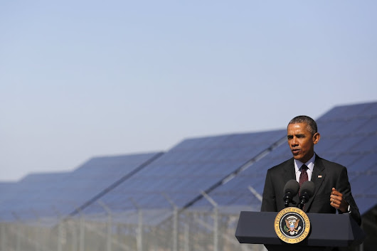 Obama wants to train 75,000 new solar workers by 2020