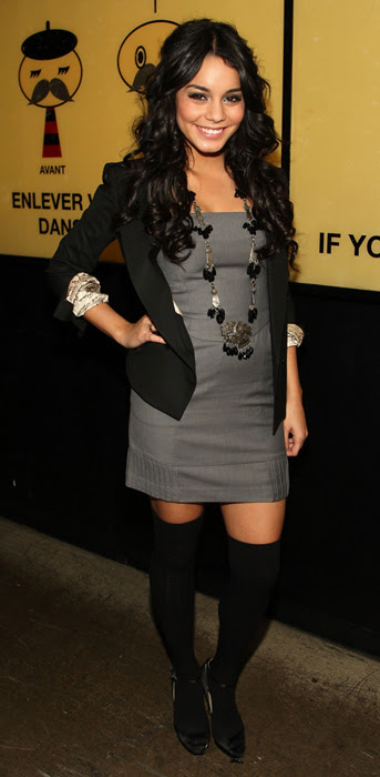 Leighton Meester Vanessa Hudgens. With Love