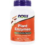 NOW Foods Plant Enzymes 120 Vegetable Capsule(s)