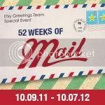 52 Weeks of Mail