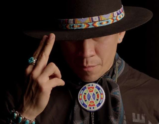 Taboo debuts video for new song 'Stand Up/Stand N Rock'