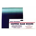 "6"" x 9"" x 1/16"" Presensitized Single Sided Copper Clad Board"