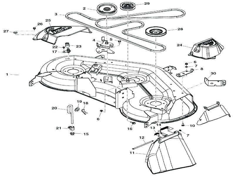 Wiring Diagram: 3 Troy Bilt Horse Xp Drive Belt Diagram