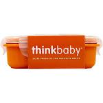Thinkbaby BPA Free Bento OnTheGo Travel Container Orange