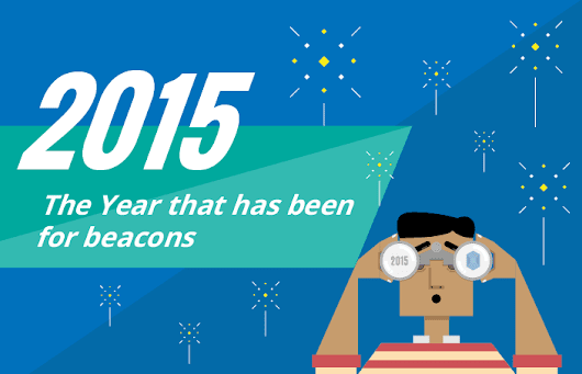 Best of Beacons in 2015: Eddystone, IoT, Top iBeacon Apps, and more