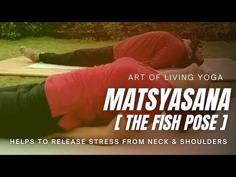 How to do Matsyasana / Fish Pose