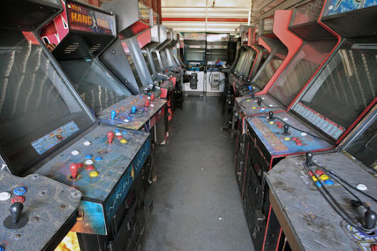 Glendale to auction off vintage game arcade machines
