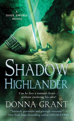 Shadow Highlander (Dark Sword, #5)