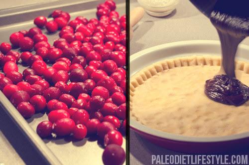 Pie preparation