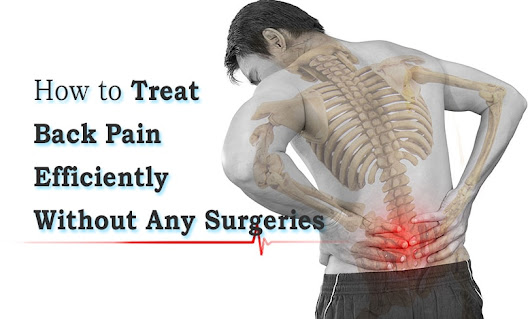How to Treat Back Pain Efficiently Without Any Surgeries | Ath Ayurdhamah