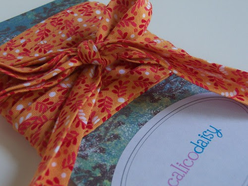 Handcrafted Bias Tape