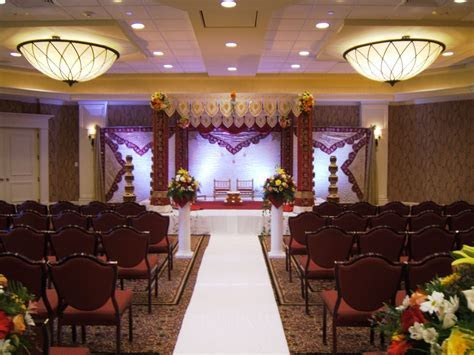Dream Wedding  Glen Cove Mansion Indoor Ceremony in the