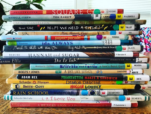 1000 Picture Books in 2016~December