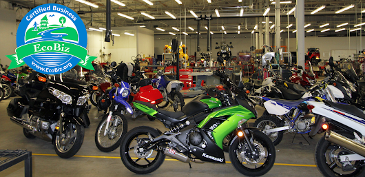Beaverton Motorcycles EcoBiz Certified