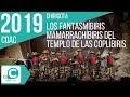 Los fantasmibiris mamarrachibiris del templo de los Coplibiris (Chirigota). COAC 2019