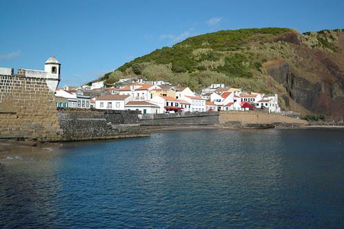 Baía de Porto Pim
