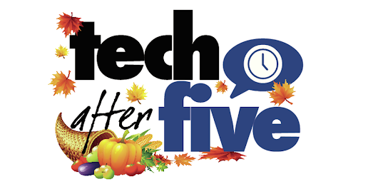 #342 Tech After Five - Charleston, SC (November 24, 2015)