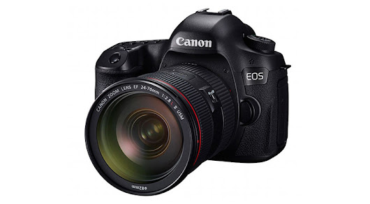 Canon 120mp DSLR Information