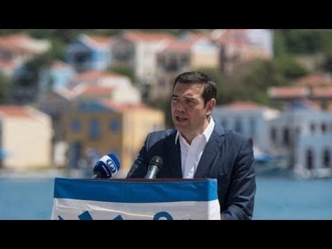 Νέα προειδοποίηση Τσίπρα προς την Αγκυρα για τις γεωτρήσεις